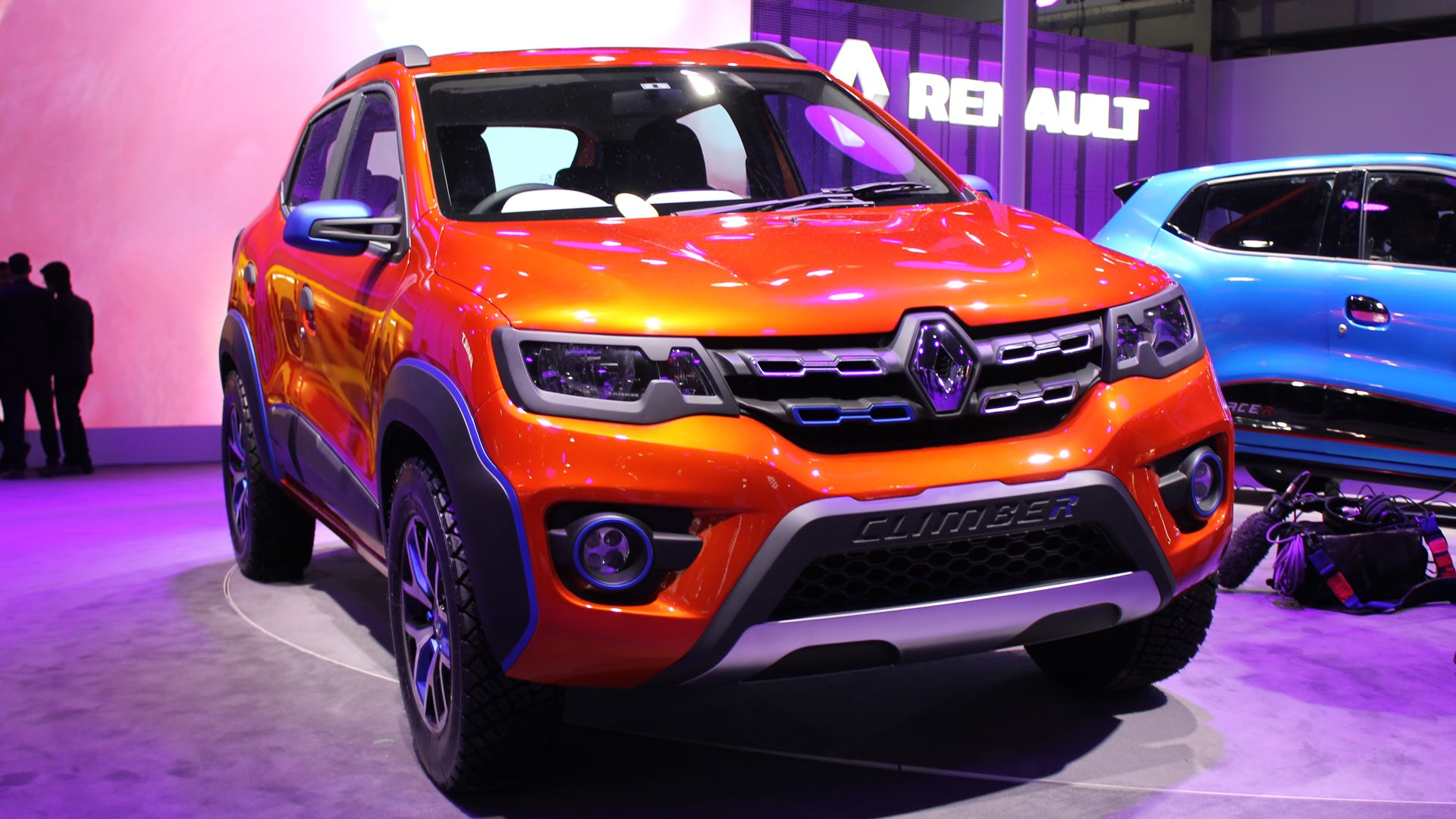 Renault launches Kwid Climber