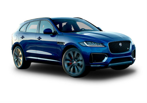 The All New Jaguar F-Pace