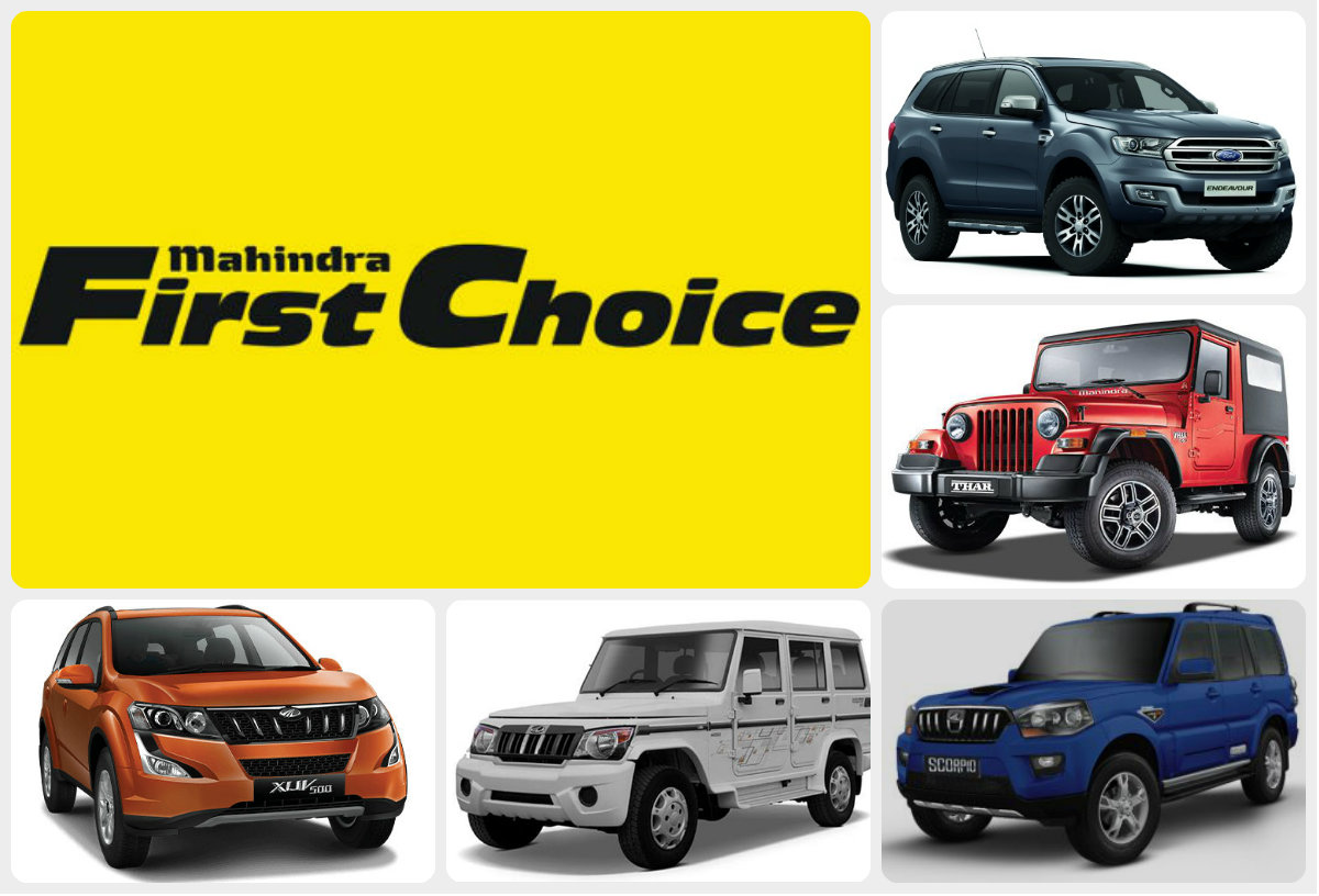 Mahindra First Choice India S No 1 Multibrand Certified
