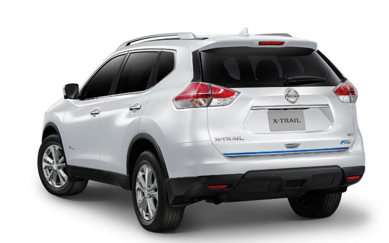 The New Nissan X-Trail Hybrid