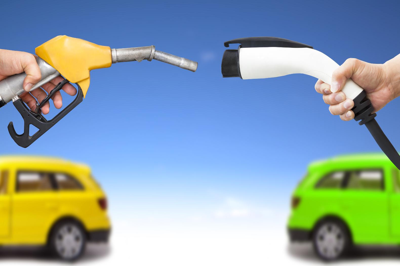 Petrol-vs-Electric