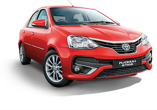 Toyota Platinum Etioss